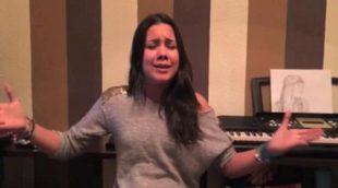 Los concursantes de 'La Voz Kids' se graban cantando como homenaje a Iraila