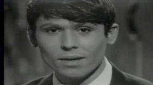 "Raphael con ""Yo soy aquél"", representante de España en Eurovisión 1966"