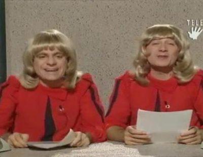 Martes y 13 bromean sobre la variedad de la parrilla de Telecinco en 1992