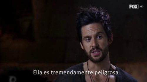 Los actores de 'Da Vinci's Demons' hablan sobre sus personajes y la segunda temporada de la serie