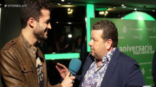 Entrevista enlazada: Los rostros de laSexta se preguntan los unos a los otros sin saber quién responde