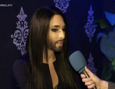 """Conchita Wurst: """"Mi favorita en el 'Festival de Eurovisión 2014' es la canción de Aram, Armenia, aunque sé que yo no le gusto"""""""