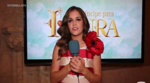 """Laura Parejo: """"Cuando vi a los 24 pretendientes de 'Un príncipe para Laura', no me gustó ninguno"""""""