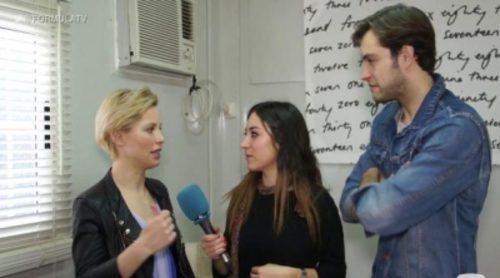 """Soraya Arnelas ('A bailar!'): """"Ruth Lorenzo siempre fue mi preferida para ir a Eurovisión, cuenta con mi apoyo"""""""