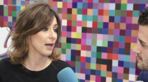 """Sandra Barneda: """"La credibilidad no está reñida con que comente 'Supervivientes' en 'Hable con ellas en Telecinco'"""""""