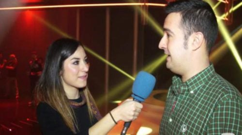 """Álvaro Díaz ('A bailar!'): """"Que nos hayan enfrentado contra 'El príncipe' no ha sido el escenario ideal"""""""
