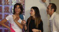 """Pastora Vega ('A bailar'!): """"No es comparable la complicidad que puedes tener con tu pareja con la que tienes con un profesional"""""""
