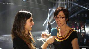 """Lola González: """"Nadie hace el vago en 'A bailar!' porque no quieren quedar mal en la pista"""""""
