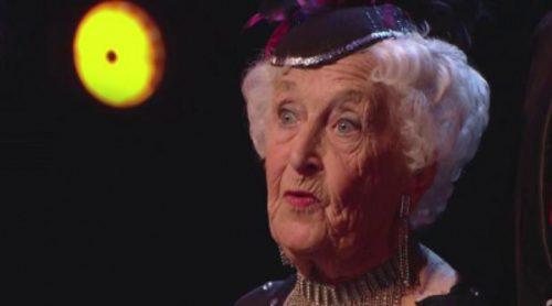 Paddy Jones, ganadora de 'Tú sí que vales', sorprende al jurado de 'Britain's Got Talent' bailando salsa con 79 años