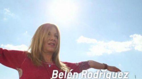 """Belén Rodríguez ('Mira quién salta!): """"Compañerismo no hay ninguno. Para mí todos son rivales"""""""