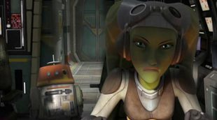 Disney estrena un clip de la serie 'Star Wars Rebels' en la WonderCon