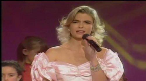 """Leticia Sabater cantó rodeada de niños """"Nosotros somos el mundo"""""""