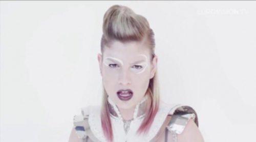 "Emma Marrone representa a Italia con ""La Mia Città"" en Eurovisión 2014"