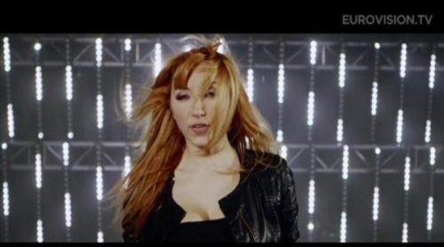 "Tanja representa a Estonia con ""Amazing"" en Eurovisión 2014"