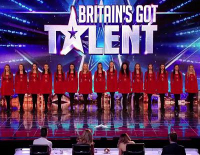 Bailarinas irlandesas sorprenden al ritmo de Pitbull en 'Britain's Got Talent'
