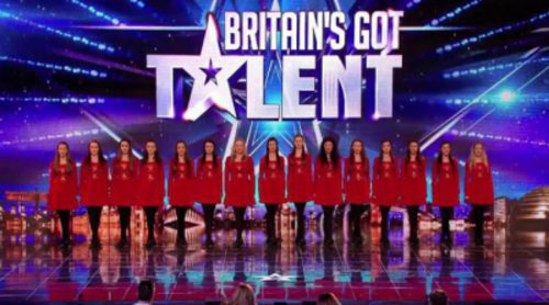 Bailarinas irlandesas sorprenden al ritmo de Pitbull en 'Britain's Got Talent'