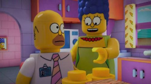 """Tráiler completo de """"Brick Like Me"""", el episodio Lego de 'Los Simpson'"""