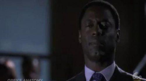 Así será el reencuentro entre Cristina y Burke tras el regreso de Isaiah Washington a 'Anatomía de Grey'