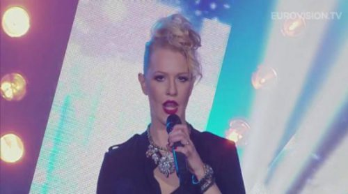 """Tijana Dapcevic representa a Macedonia con """"To the Sky"""" en Eurovisión 2014"""