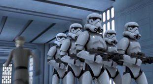 """Primer tráiler de """"Star Wars Rebels"""", la nueva serie de animación del universo """"Star Wars"""""""