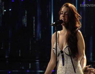 Segundo ensayo de Ruth Lorenzo en Eurovisión 2014