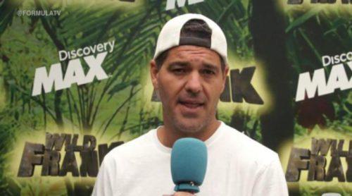 """Frank Cuesta ('Wild Frank'): """"Tengo ganas de hacer mucho más, porque en Discovery me dejan hacer lo que me dé la gana"""""""