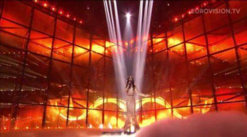 "Conchita Wurst: ""Rise Like a Phoenix"" en la semifinal de Eurovisión 2014"