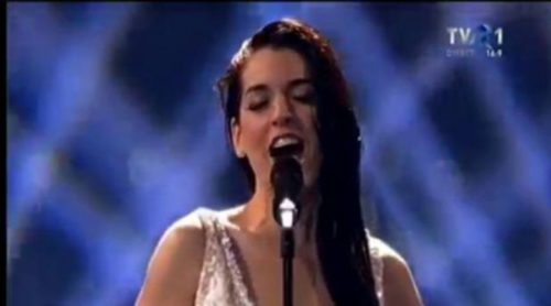 "Actuación de Ruth Lorenzo en Eurovisión 2014: ""Dancing in the Rain"""