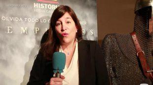 """Carolina Godayol: """"La idea de hacer 'Templarios' nos ha rondado desde hace muchísimos años"""""""