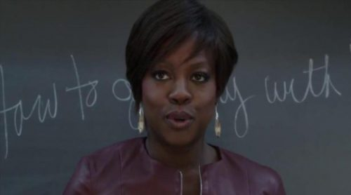 Tráiler de 'How to Get Away With Murder', lo nuevo de Shonda Rhimes con Viola Davis