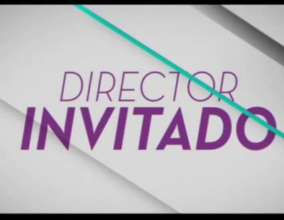 """Víctor Arribas presenta la película """"Yo anduve con un zombie"""" en 'Director invitado' (8madrid TV)"""