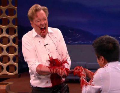 La sangrienta y dolorosa muerte de Conan O'Brien en televisión