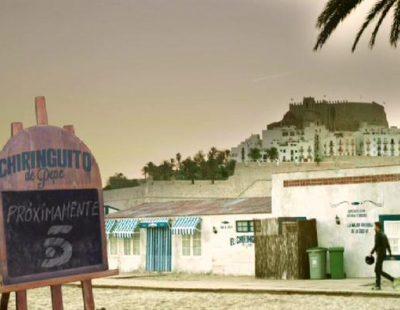 Telecinco arranca la promoción de 'Chiringuito de Pepe'