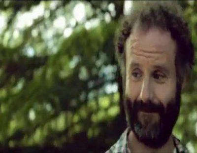 Anuncio de Coca-Cola (no censurado), protagonizado por el actor vasco Gotzon Sánchez
