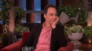 La reacción de Jim Parsons cuando Ellen DeGeneres le dice que se case con su novio tras 11 años juntos