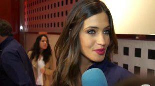 """Sara Carbonero: """"Cada vez llevo mejor las críticas"""""""
