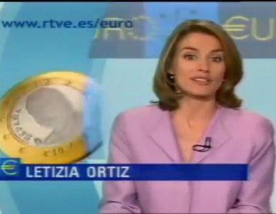 """""""Con el euro no van a subir los precios"""", decía Letizia Ortiz en 2001"""