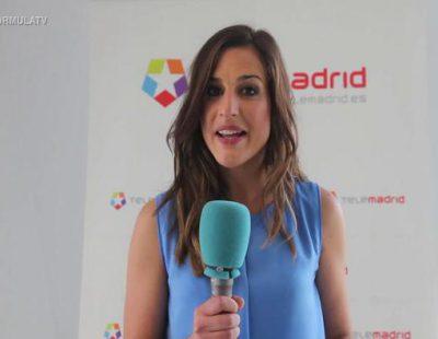 """María Gracia ('Aquí en Madrid'): """"Se han vivido momentos complicados pero ya es hora de ofrecer nuevos productos en Telemadrid"""""""