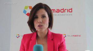 """Noelia López: """"No podía rechazar 'Más Madrid', no siempre tenemos la oportunidad de dar el paso de reportera a presentadora"""""""