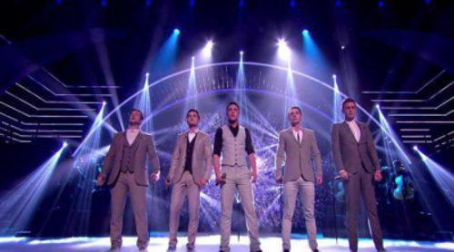 """Collabro, ganadores de la 8ª edición de 'Britain's Got Talent', interpretan """"Stars"""" de Los Miserables"""