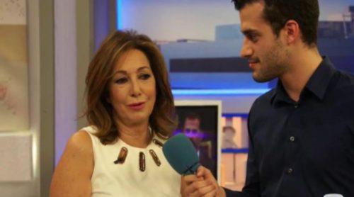 ¿Qué noticia les gustaría dar a Ana Rosa Quintana, Màxim Huerta y Juan Ramón Gonzalo, director de 'El programa de Ana Rosa'?