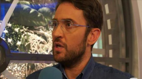"""Màxim Huerta: """"'El programa de Ana Rosa' es el magacín más largo de la historia de la tele, lleva una década"""""""