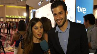 Premios Iris 2014: Hablamos con Jordi Hurtado, Tania Llasera, Manel Fuentes, Llum Barrera y Christian Gálvez (Parte 1)