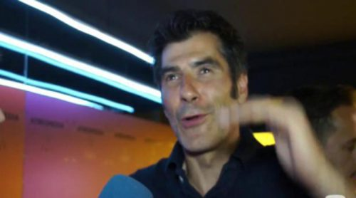 """Jorge Fernández: """"Trabajamos mucho en 'La ruleta de la suerte', queremos seguir siendo el número 1"""""""