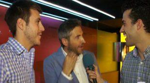 Entrevista enlazada: Las caras de Atresmedia se preguntan los unos a los otros sin saber quién responde