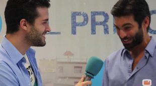 """Álex González y Rubén Cortada confiesan a qué actriz elegirían para protagonizar """"Cincuenta sombras de Grey"""""""