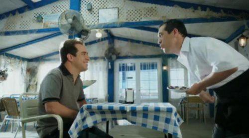 Avance del videoclip de la canción de 'Chiringuito de Pepe' con el Langui