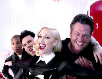 Primera promo de 'The Voice USA' con Gwen Stefani y Pharrell Williams