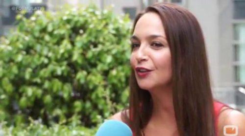 """Raquel Infante: """"'Amar es para siempre' deja un final abierto para que mi personaje vuelva a la serie"""""""