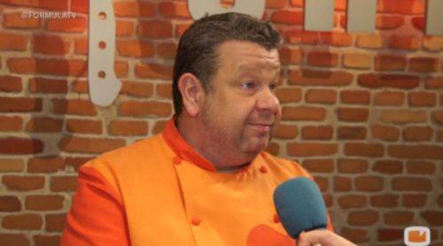 """Alberto Chicote: """"El nivel de 'Top Chef' va a ir in crescendo temporada tras temporada"""""""